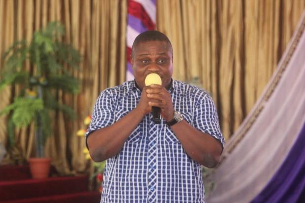 Brother Chukwuma Nweke