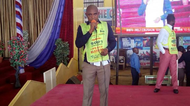 Bro Ikechukwu - Saved from the hands of deadly armed robbers after declaring that he is a Chosen