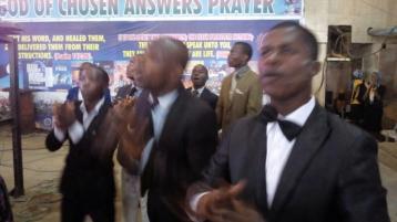 Chorus leaders 1