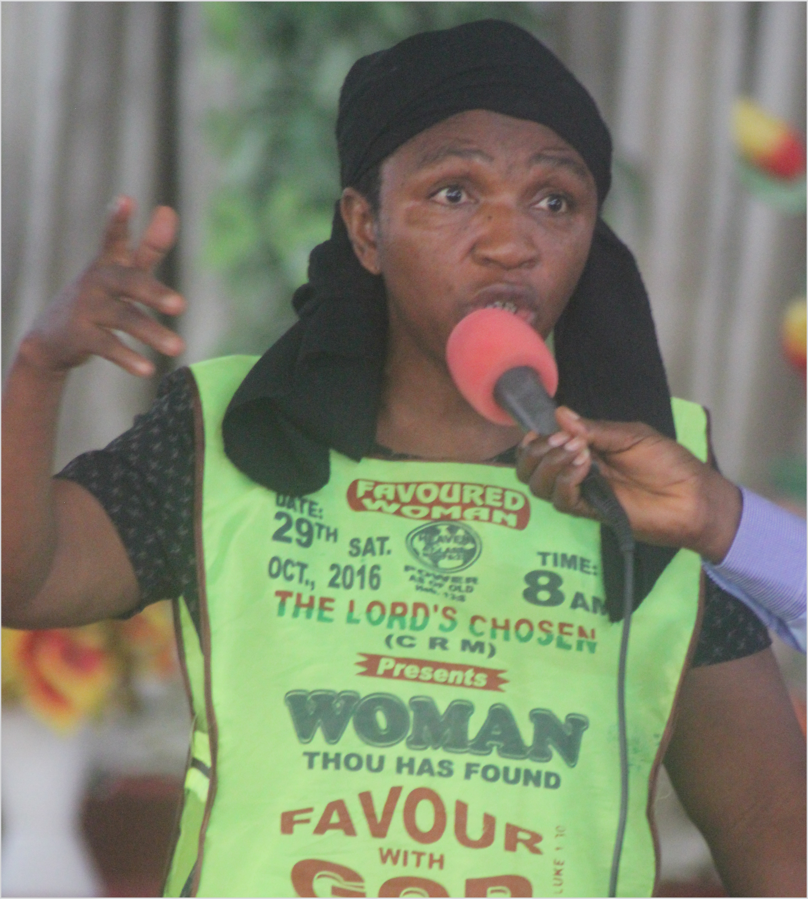 Sister Chinelo Okeke