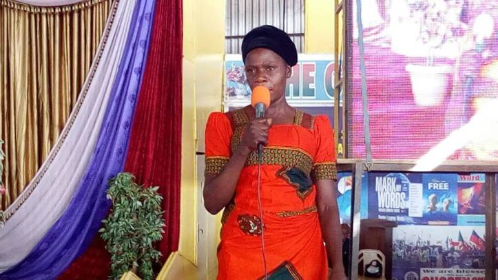 Sister Nnena Okoro was saved from Stray bullet