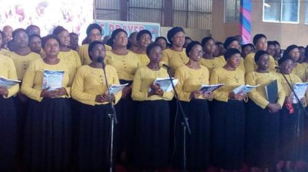 The Chosen Central Choir 2