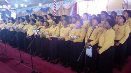 The Chosen Central Choir 3