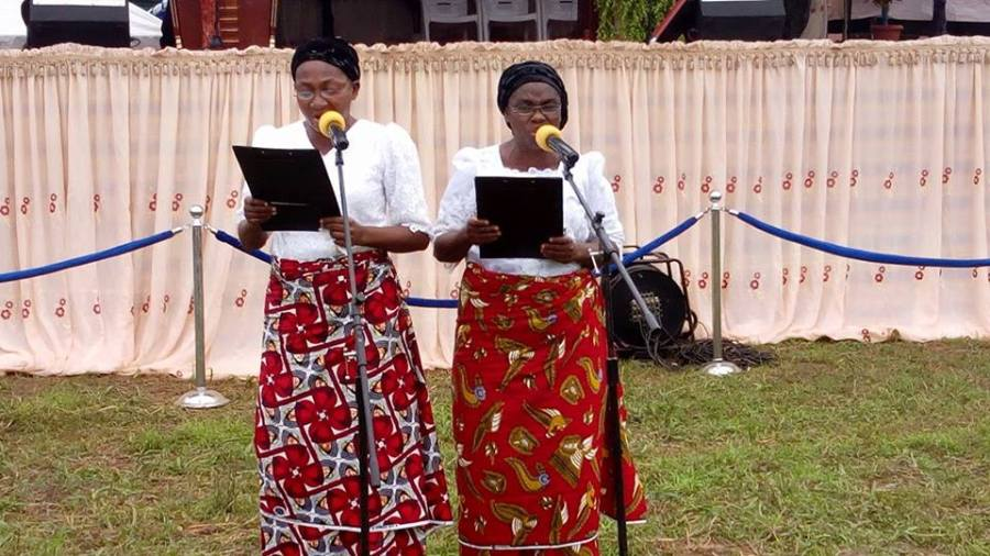 The Duet Sisters