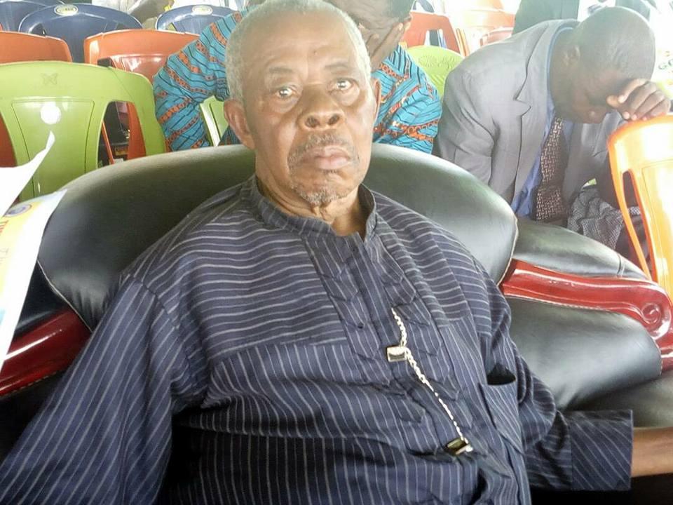 HRH Igwe C.I Ibe - Igwe of Ezere town, Agwu LGA