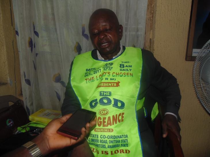 Pastor Ignatius